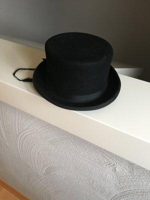 Cappello a cilindro nero