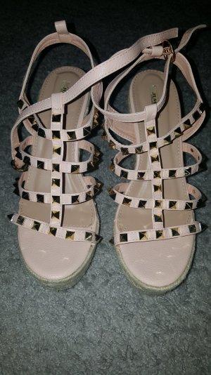 Weges Schuhe rosa/pink