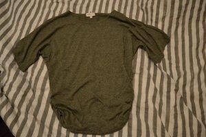 weich fließendes Shirt in khaki/oliv meliert von APRICOT