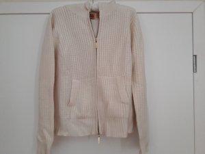 weiche Cashmere Jacke  mit Kapuze    von Tory Burch  New York   Gr. L
