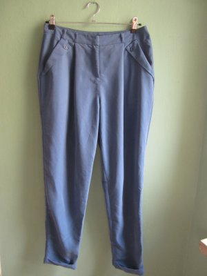 Asos Pantalone chino blu acciaio