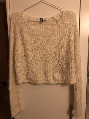 Weiche kurze Pullover