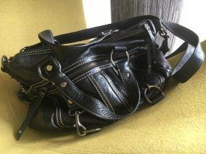 Weiche Lederhandtasche von SAKs