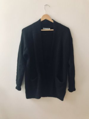 B.young Knitted Cardigan black