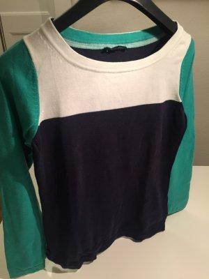 Weicher Hilfiger Pullover in schöner Farbkombination