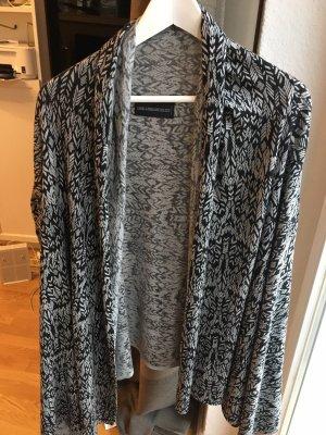 Weicher langer Cardigan aus Seide und Cashmere