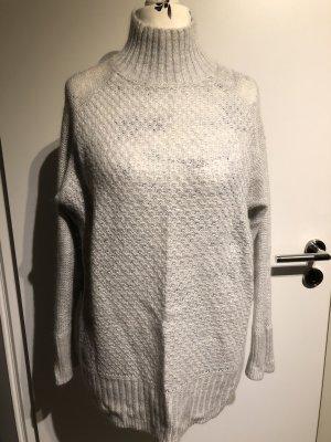 H&M L.O.G.G. Sweater lichtgrijs-zilver