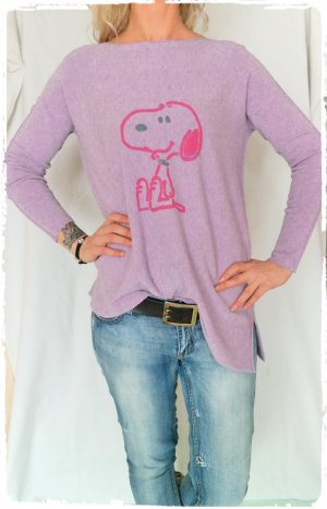 weicher snoopy oversize pulli snoopy