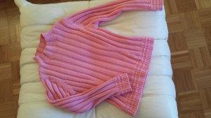 Weicher Sommerpulli in rosa pink Gr.  S - M von Passport wie Hilfiger