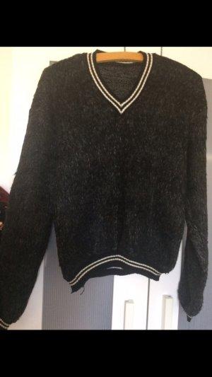 Weicher Stick Pullover