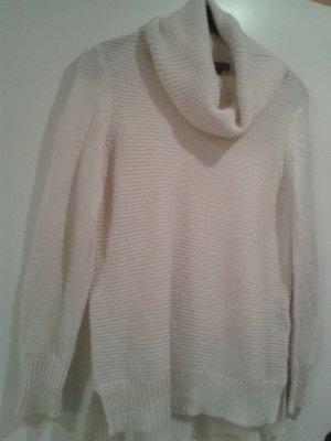 weicher Strick - Long - Pullover - fast wie neu - NEU mit leichten spuren