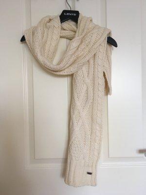 Levi's Gebreide sjaal room
