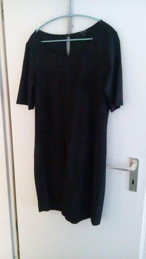 Weiches edles Velourlederkleid von Comma