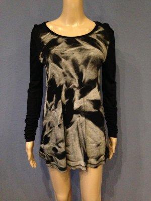 Weiches Jersey Top mit Batik Print