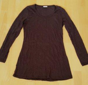 Weiches Knitter Longshirt