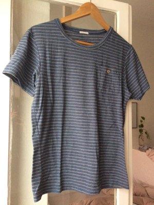 weiches Oversize Shirt mit Streifen