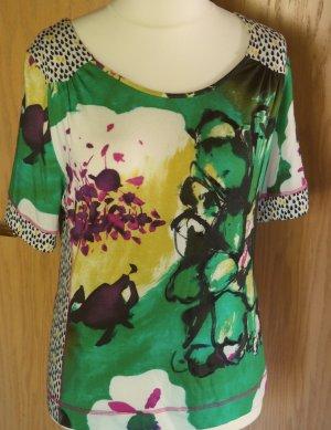 Weiches Shirt in den Farben des Sommers von Elegance Paris