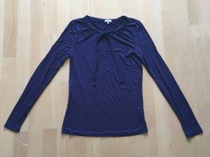 Anne L. Longsleeve blue-dark blue