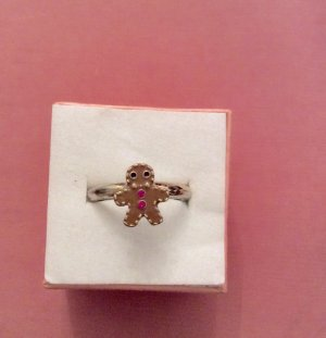 Weihnachten Lebkuchen Ring