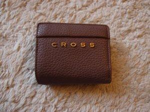 Cross Cartera marrón claro-lila grisáceo