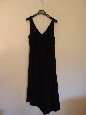 WEIHNACHTS SALE - Schwarzes asymmetrisches Kleid von Laurèl