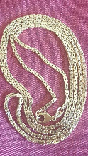 WEIHNACHTS-SPECIAL-PREIS!!! Echte Königskette massiv 585er Gold, 14K, 76cm Länge