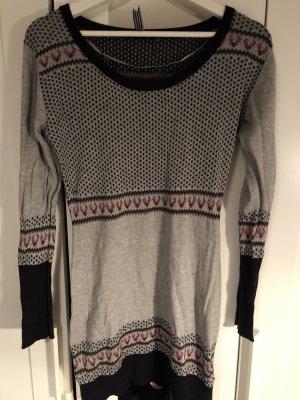 BWNY Jeans Abito maglione multicolore