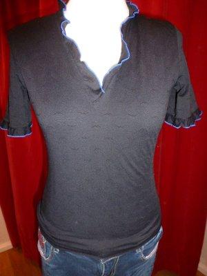 Weihnachtssale! Emporio Armani - Top, schwarz, Gr. M, in hervorragendem Zustand