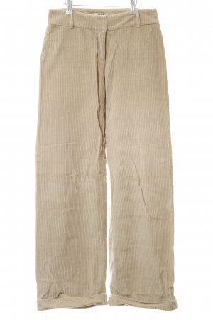 Weill Corduroy Trousers cream '90s style