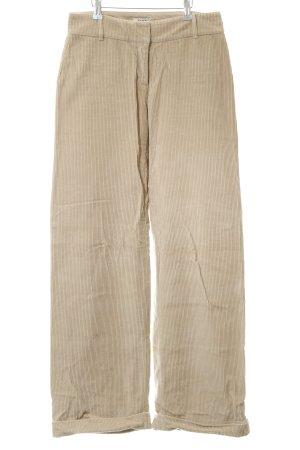 Weill Pantalón de pana crema Estilo años 90