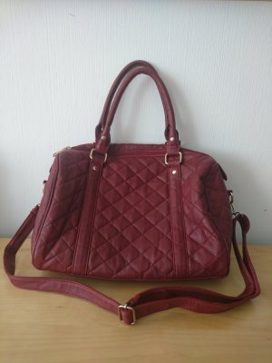 Shana Carry Bag dark red