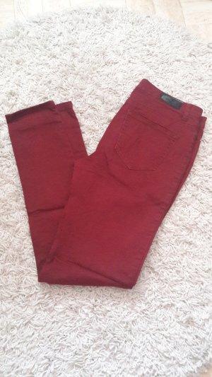Vero Moda Jeans bordeau