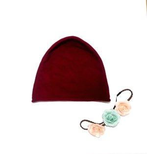 Strauss Innovation Sombrero de punto multicolor Cachemir