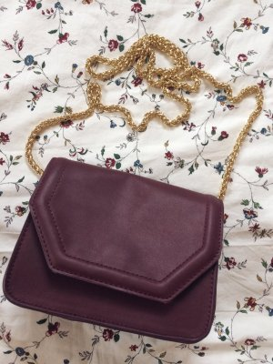 C&A Mini Bag bordeaux