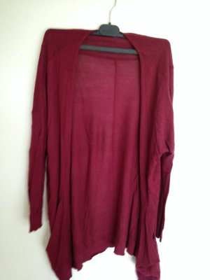 Weinroter Cardigan Gr. L