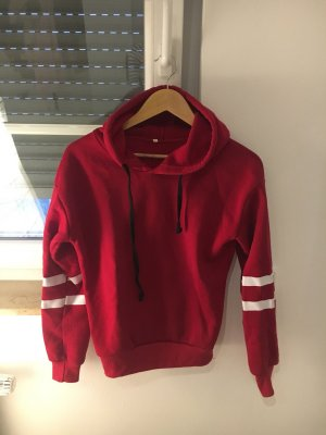 Hooded Sweater bordeaux
