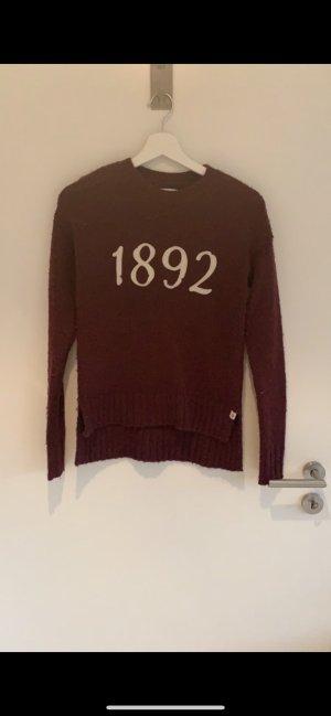Abercrombie & Fitch Crewneck Sweater carmine
