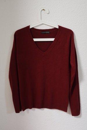 Weinroter Pullover von Primark