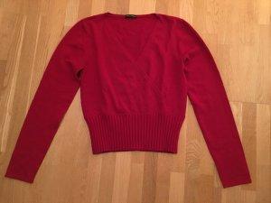 weinroter Pullover von Strenesse