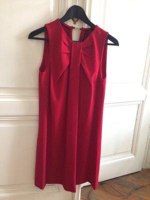 Weinrotes Kleid von Mango, Gr. S
