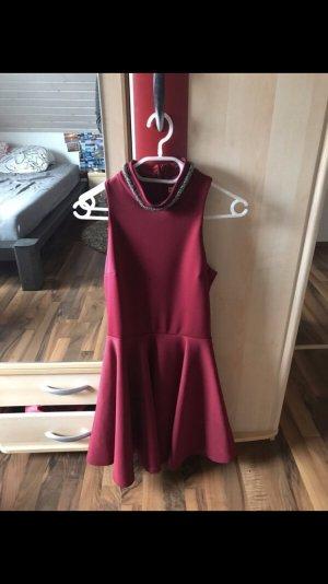 Weinrotes Kleid von Oh my love