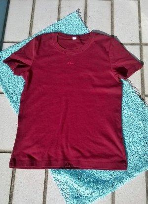 s.Oliver T-shirt veelkleurig Katoen