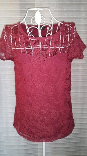 Dorothy Perkins Shirt bordeaux