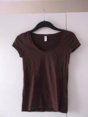 weinrotes T-Shirt von Vero Moda