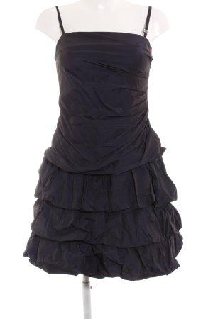 Weise Abendkleid dunkelblau Elegant