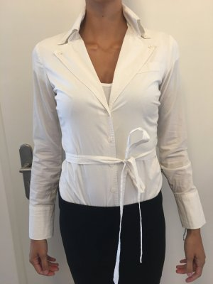 Weise Business Bluse mit coolem Kragen