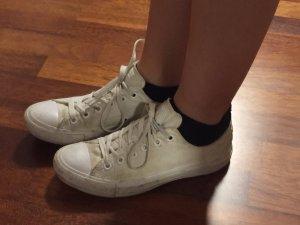 weiß/beige Converse Sneaker