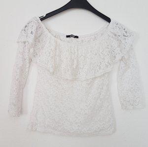 Blusa bianco-bianco sporco