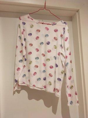 Alba Moda Lang shirt wit