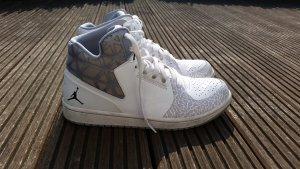 Weiß/graue Nike Air Jordan